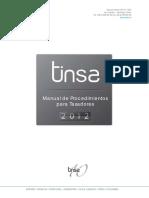 Manual de Procedimientos Tasadores TINSA