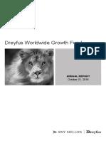 Annual Report Dreyfus