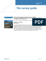 HSG264 Asbestos Survey Guide