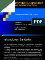 07-Instalaciones sanitarias