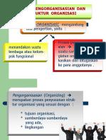 Pengorg Dan Struktur Org