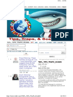 TEFL Tips Traps Scams