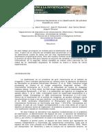 PCA y Calisificacion de Pixeles