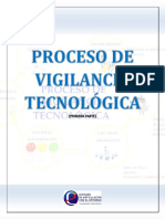 Proceso de Vigilancia Tecnologica _CAPITULO 2