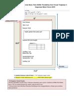 Format PSV Tingkatan 3
