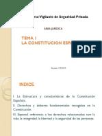 Tema 1-La Constitucion Española Ant