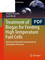 (Green Energy and Technology) Maria Turco, Angelo Ausiello, Luca Micoli (Auth.)-Treatment of Biogas for Feeding High Te