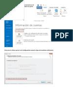 Configurar Microsoft Outlook 2013