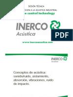 INERCO Acustica Conceptos Generales