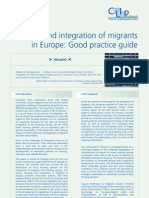 Housing and Integration of Migrants in Europe Good Practice Guide