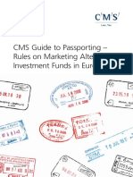 CMS Guide to Passporting
