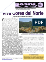 Kgosni 227-Viva Corea Del Norte