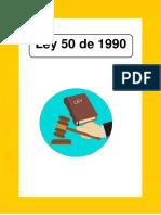LEY 50 DE 1990 (1)