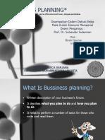 bussinessplanningpresentation-140118222242-phpapp01