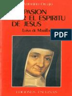 Antonino Orcajo - La Pasion Por El Espiritu de Jesus (Luisa de Marillac)