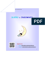 PDF Sueño e Insomnio