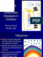 JA JIA and Other Rheumatic Diseases in Children 2011 Part 1(2)
