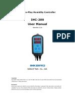 Inkbird Ihc-200 Manual