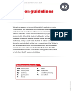 Writing Guideline