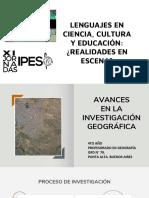 Investigación Geográfica - Ushuaia Final