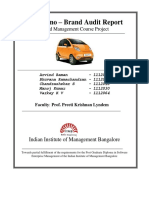 Tata Nano Brand Audit - Final Project Report (1).docx