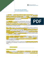 Pensando La Formación en Clave de Capacidades - Formatos Curriculares
