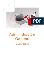 Manual Administración General