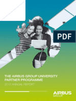 The Airbus Group University Partner Programme 2015 Report - 2