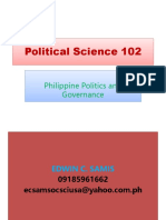 Political Science 102