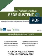 Rede de Edifícios Públicos Sustentáveis - Rede Sustent