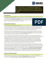 Informacion Reclamacion Clausulas Suelo y Gastos Formalizacion Prestamo Hipotecario