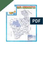 mapa potosi hidrografico