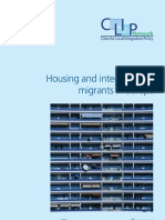 Housing and Integration of Migrants in Europe