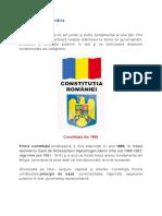 CONSTITUTII RO pe scurt.docx
