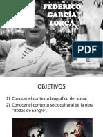 Biografía Federico García Lorca