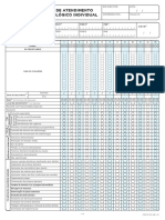 Ficha de Atendimento Odontologico Individual