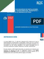 Seminario Reglamento GxTxDx Antofagasta 09.03.2017 Bloque 1