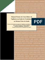 Manual Técnico Do Curso Básico -VISAT - saúde no trabalho