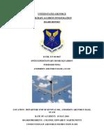 b 52 Crash Andersen Air Force Base Report
