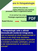 1.Introducere În Fiziopatologie