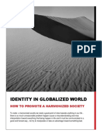 Identity in Globalized World