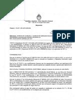 Fondos para la campaña de senadores por Buenos Aires