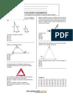 D3 - TESTE COM DESCRITORES DA PROVA BRASIL - SAEB - PAEBES