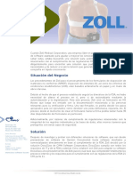 Caso de Éxito DocuClass - Zoll Medical Corporation