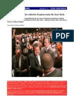Ministerpraesidentin Julia Kloeckner Kandidatur