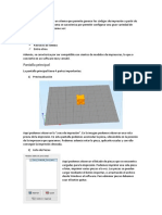 Tutorial Simplify 3D