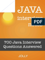 Java Interview Notes_ 700 Java Interview Q - Jolly M