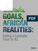Global Goals, African Realities