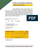 Solución a Ejercicios de MetodoSimplexMaximizacion 2017-2