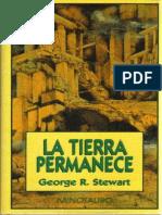 La Tierra Permanece - George R. Stewart(1)